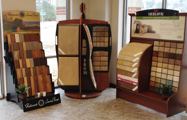 Haywood Floor Showroom